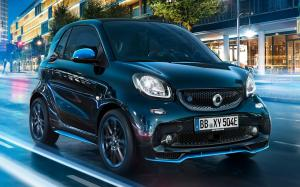 Smart EQ ForTwo Edition Nightsky Coupe