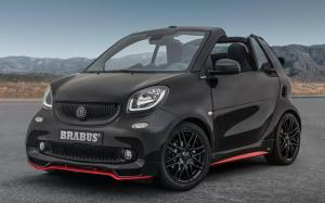 Smart ForTwo 125R by Brabus