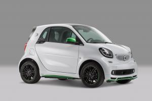 Smart ForTwo Electric Drive Coupe Ushuaia Limited Edition