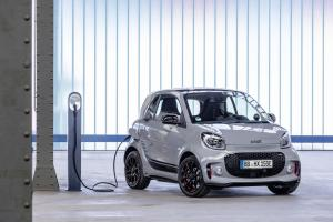 2019 Smart EQ ForTwo Edition One Coupe