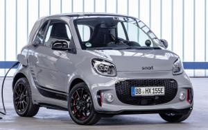 Smart EQ ForTwo Edition One Coupe (C453) (WW) '2019