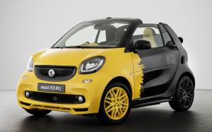 Smart ForTwo Cabrio Final Collector's Edition 2019 года