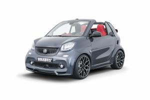 2019 Smart ForTwo Ultimate E Shadow by Brabus