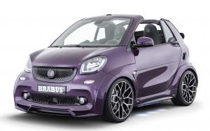 Smart ForTwo Ultimate E by Brabus (A453) '2019