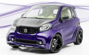 Smart ForTwo by Mansory 2019 года