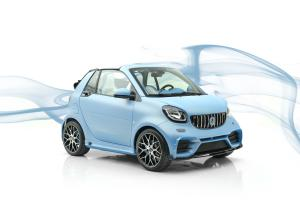 2019 Smart ForTwo Cabrio by Mansory