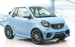 Smart ForTwo Cabrio by Mansory 2019 года