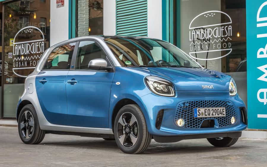 Smart EQ ForFour Passion (W453) (WW) '2020