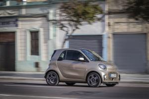 2020 Smart EQ ForTwo Pulse Coupe