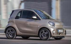 Smart EQ ForTwo Pulse Coupe (C453) (WW) '2020