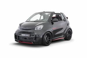 Smart ForTwo Cabrio Ultimate E by Brabus 2020 года