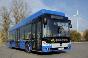 2008 Solbus Solcity 12 Electric