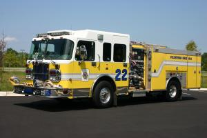 Spartan Gladiator Ferrara Fire Engine '2005
