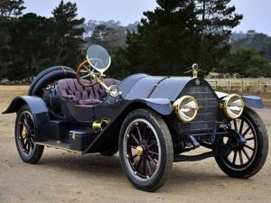1912 Speedwell Model 12-J Speed Car