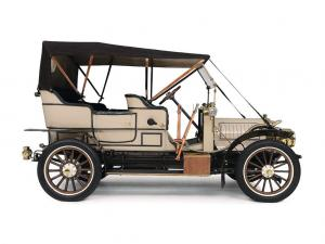 1907 Spyker 15/22 HP Double Phaeton