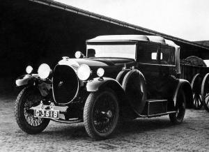 Spyker C4 30/40 HP All-Weather Coupe 1922 года