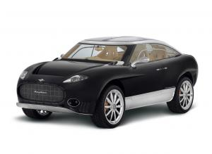 2006 Spyker D12 Peking-to-Paris Concept