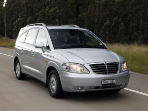 2007 SsangYong Stavic