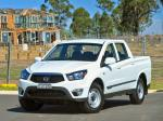 SsangYong Actyon Sports Tradie 2012 года