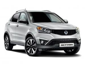 SsangYong Actyon '2013