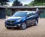 SsangYong Korando Sports Pick-Up 2013 года