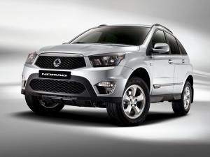 2013 SsangYong Nomad