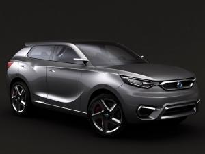 SsangYong SIV-1 Concept '2013
