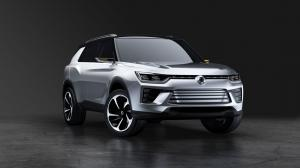 2016 SsangYong SIV-2 Concept