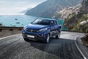 SsangYong Musso 2018 года
