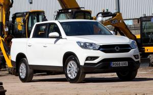 SsangYong Musso EX