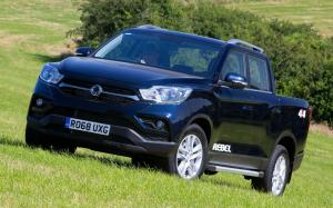 SsangYong Musso Rebel