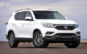 2019 SsangYong Rexton ICE (UK)