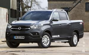 SsangYong Musso Rhino XL