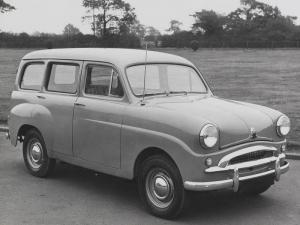 1954 Standard Ten Estate
