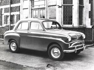 1954 Standard Ten Saloon