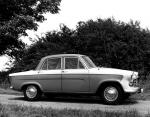 Standard Vanguard Six Saloon 1960 года