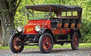 1915 Stanley Model 820 Mountain Wagon