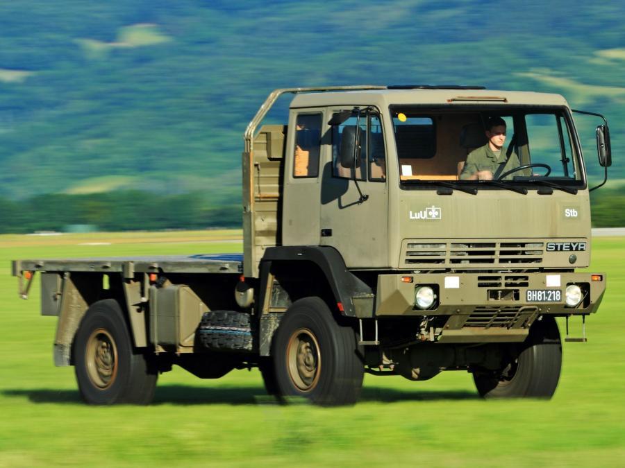 грузовой автомобиль штайер фото нет, отлично это