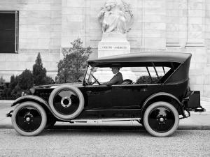 Studebaker Big Six Touring 1922 года