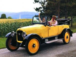1922 Studebaker Special Six Roadster
