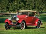 Studebaker Commander Regal Rumble Seat Roadster 1928 года