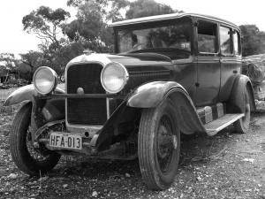 1928 Studebaker Commander Six Regal Sedan