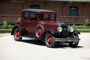 1928 Studebaker Series FB President State Victoria