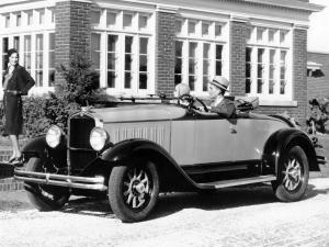 1930 Studebaker Six Roadster