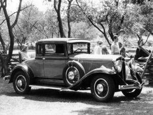 1931 Studebaker President Eight State Coupe