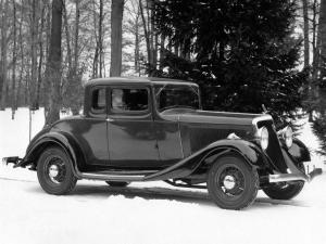 1933 Studebaker Commander Eight Coupe