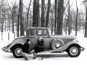 1933 Studebaker President Speedway State Coupe