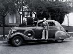 Studebaker Commander Land Cruiser Sedan 1935 года