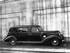 1936 Studebaker President Westminster Funeral Car by Superior