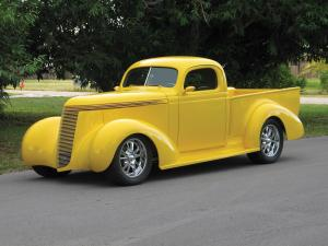 Studebaker Coupe-Express Custom Pickup 1937 года